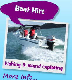 Boat hire options